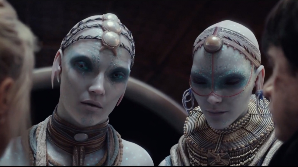 Eerste reacties 'Valerian and the City of a Thousand Planets'!