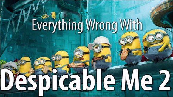 CinemaSins - Everything wrong with despicable me 2 in 16 minutes or less