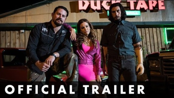 Logan Lucky - UK Trailer