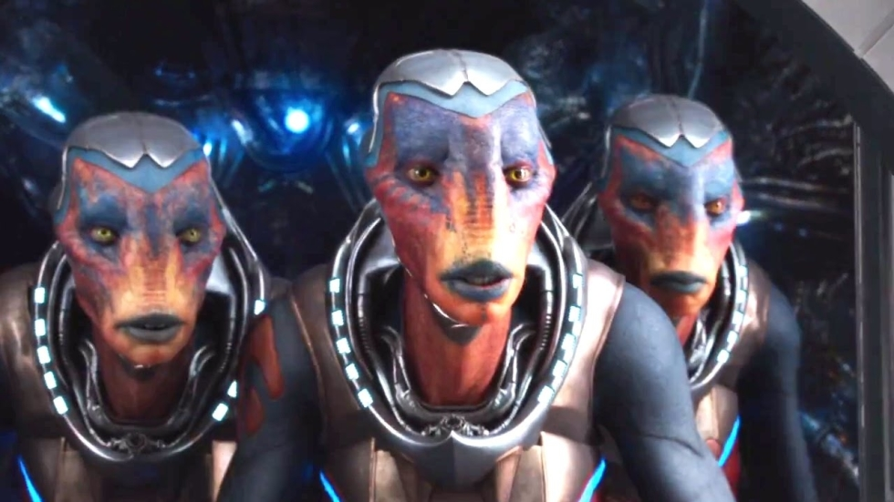 Vier nieuwe clips 'Valerian and the City of a Thousand Planets'