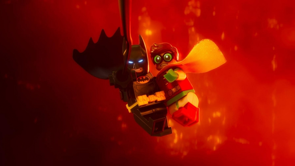 Blu-Ray Review: The LEGO Batman Movie