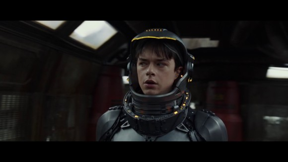 Valerian and the City of a Thousand Planets - Clip: That Leads me Straight Into a Wall