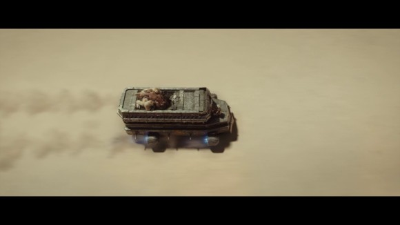 Valerian and the City of a Thousand Planets - Clip: Jump