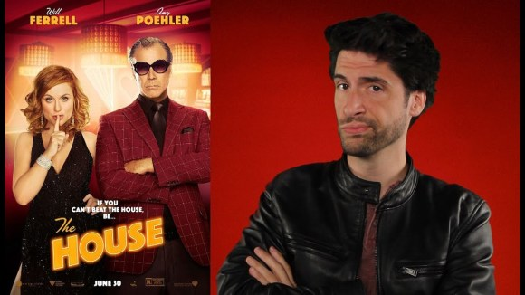 Jeremy Jahns - The house - movie review