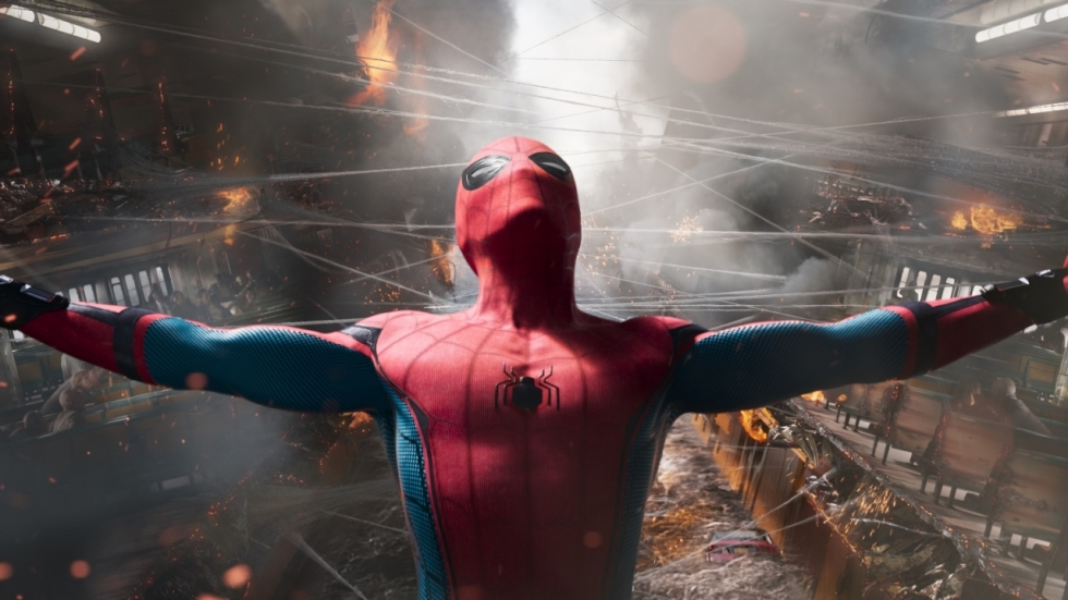 Alles over 'Spider-Man: Homecoming'