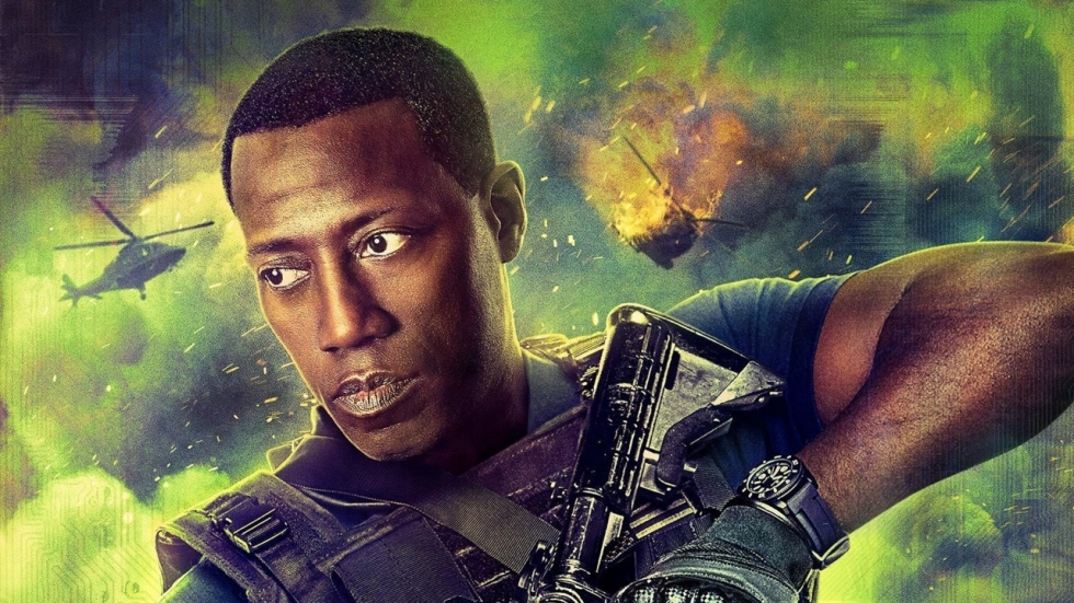 Trailer: Wesley Snipes geeft 'Armed Response'