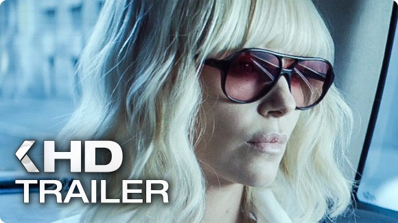 Atomic Blonde - Trailer Major Tom