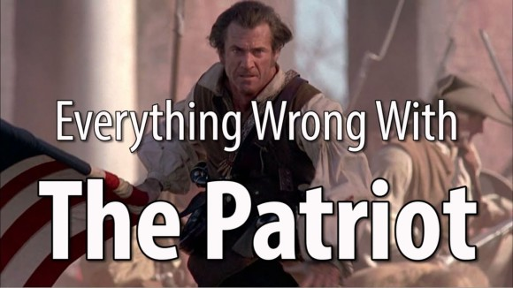 CinemaSins - Everything wrong with the patriot in 16 minutes or less