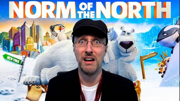 Channel Awesome - Norm of the north - nostalgia critic