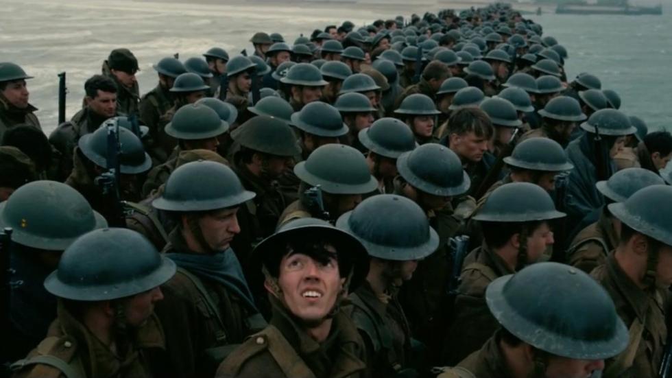 'Dunkirk' gaat in 70mm draaien, ook in Nederland?