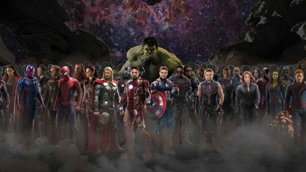 De 67 mogelijke personages uit 'Avengers: Inifinty War'