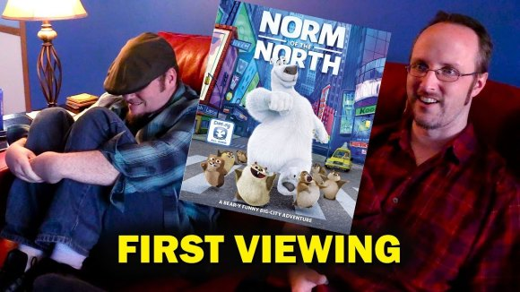 Channel Awesome - Norm of the north - 1st viewing