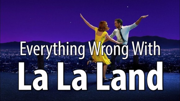 CinemaSins - Everything wrong with la la land in 15 minutes or less