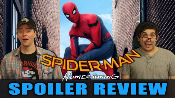 Schmoes Knows - Spider-man: homecoming spoiler review