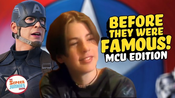 ScreenJunkies - Before they were famous #8: marvel cinematic universe