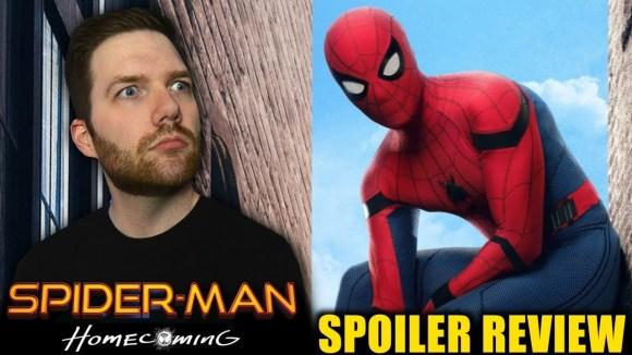 Chris Stuckmann - Spider-man: homecoming - spoiler review