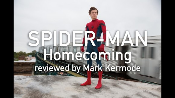 Kremode and Mayo - Spider man: homecoming reviewed by mark kermode