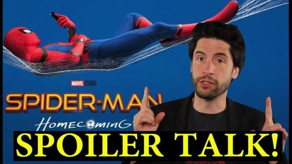 Jeremy Jahns - Spider-man: homecoming - spoiler talk