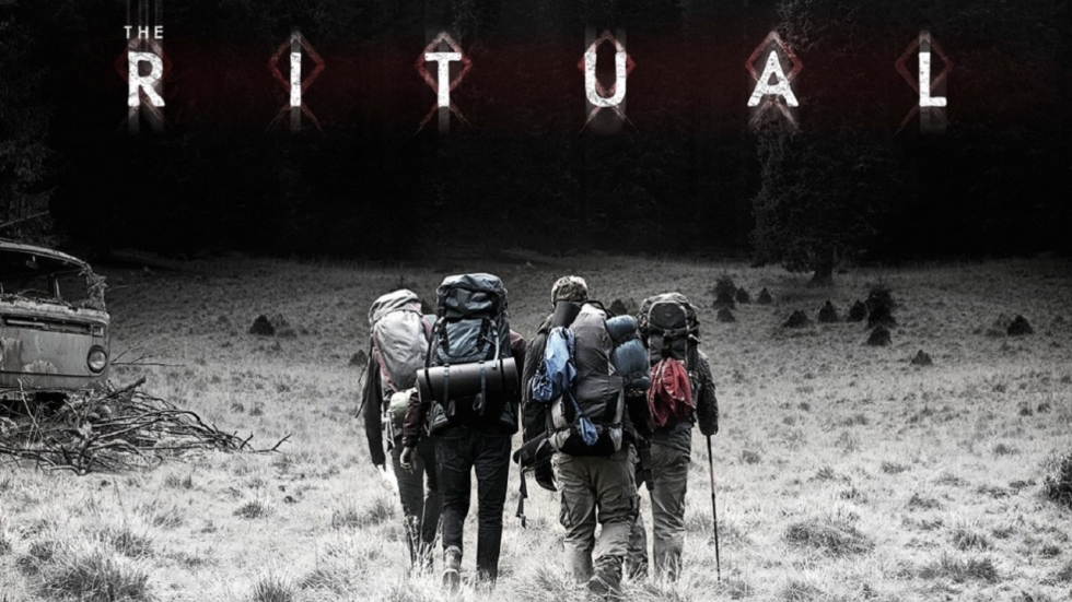 Trailer & poster voor Engelse horrorfilm 'The Ritual'
