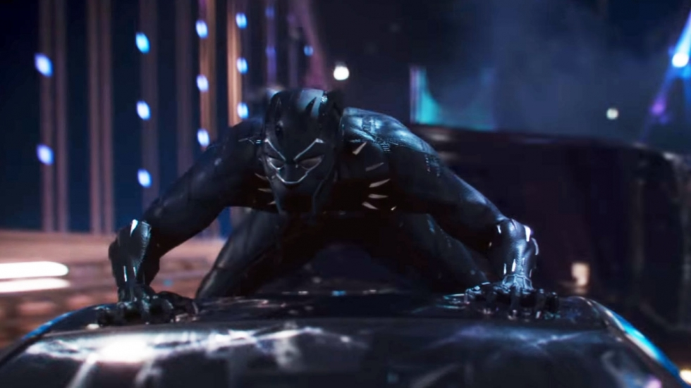 Eerste tv-spot 'Black Panther'