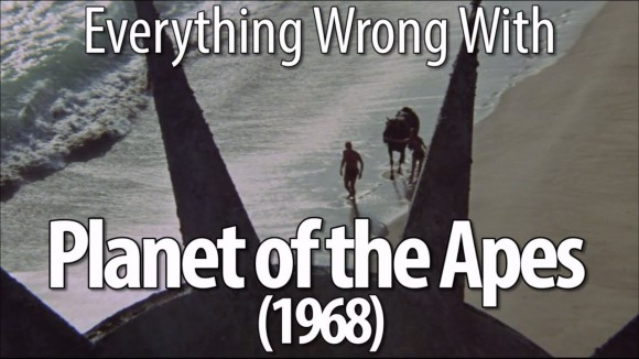 CinemaSins - Everything wrong with planet of the apes (1968)