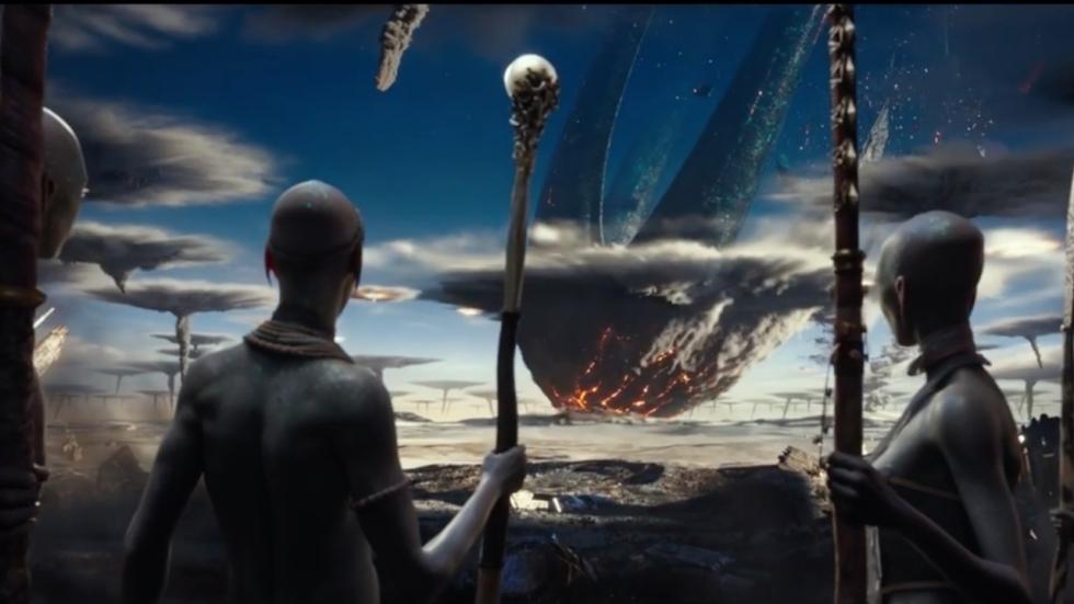 Eerste recensies 'Valerian': visueel spektakel maar...