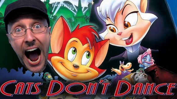 Channel Awesome - Cats don't dance - nostalgia critic