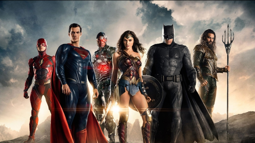 Justice League in geinige TV-spot Walmart