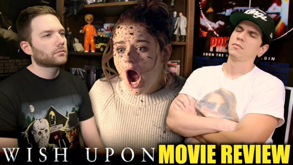 Chris Stuckmann - Wish upon - movie review