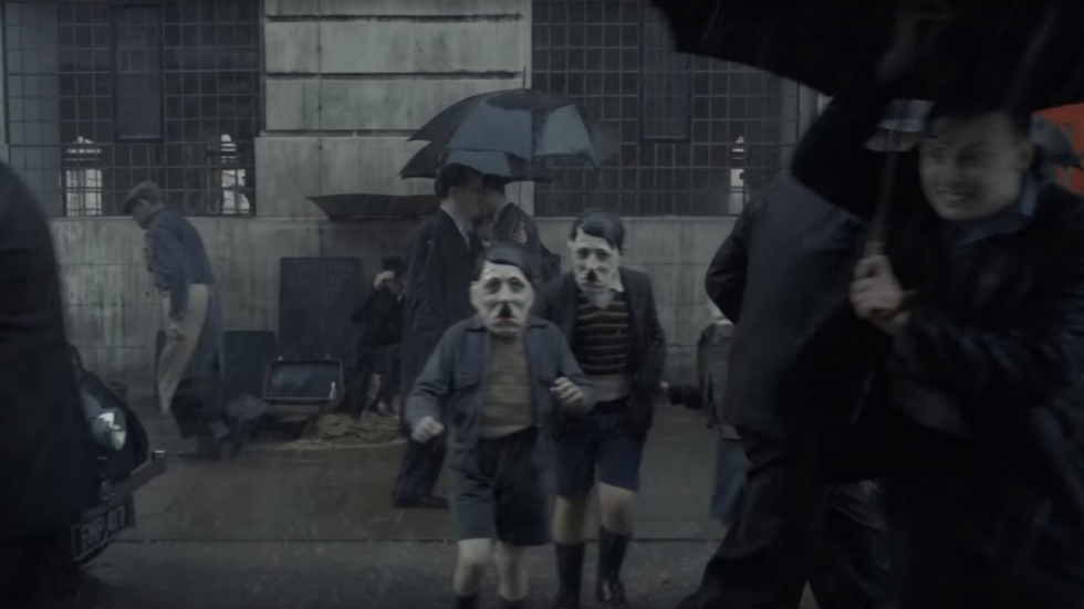 Trailer 'Darkest Hour': onherkenbare Gary Oldman