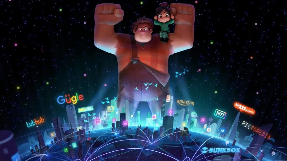 Alle Disney-prinsessen zitten in 'Wreck-It Ralph 2'