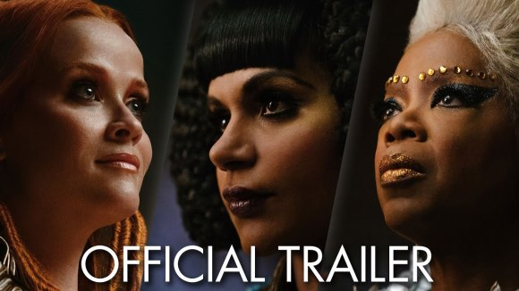 A Wrinkle in Time - Official Teaser Trailer