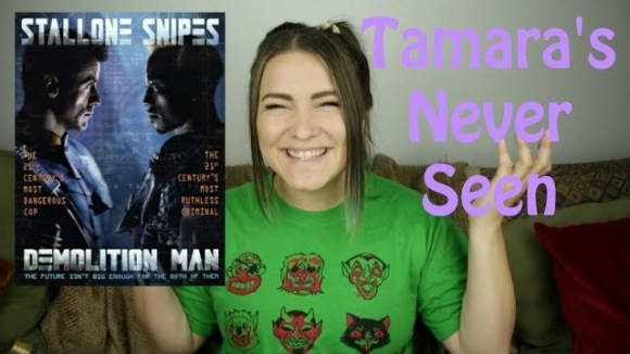 Channel Awesome - Demolition man - tamara's never seen