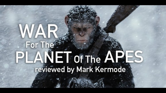 Kremode and Mayo - War for the planet of the apes reviewed by mark kermode