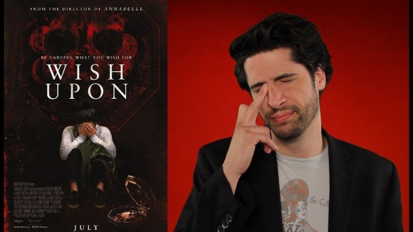 Jeremy Jahns - Wish upon - movie review
