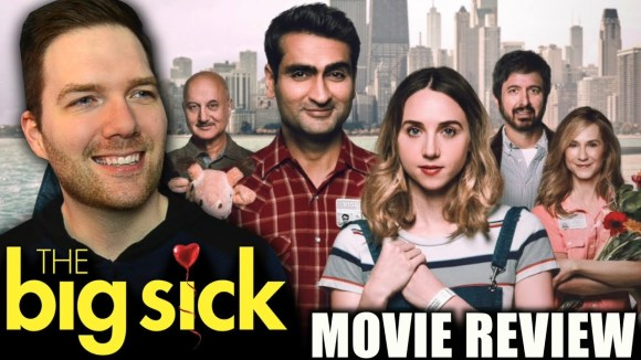 Chris Stuckmann - The big sick - movie review