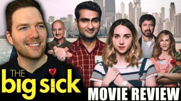 Chris Stuckmann - The big sick - movie review