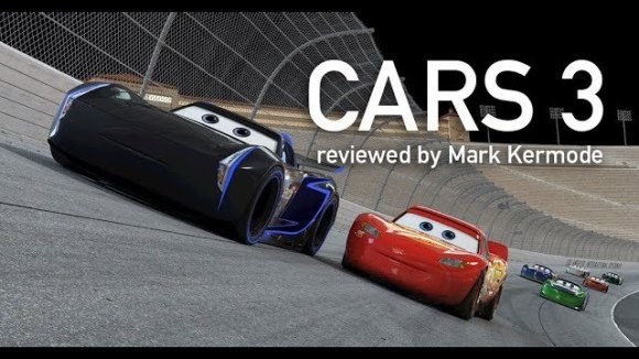 Kremode and Mayo - Cars 3 reviewed by mark kermode