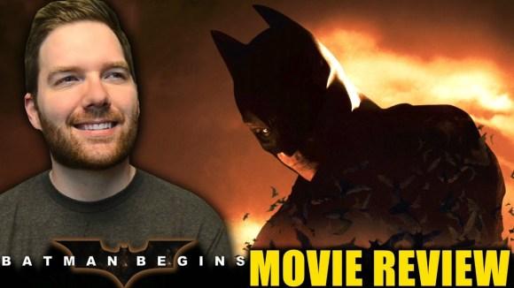 Chris Stuckmann - Batman begins - movie review