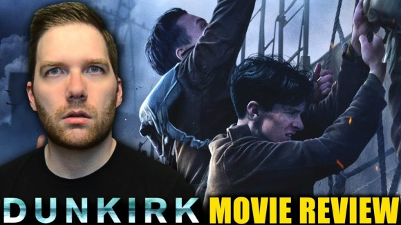 Chris Stuckmann - Dunkirk - movie review