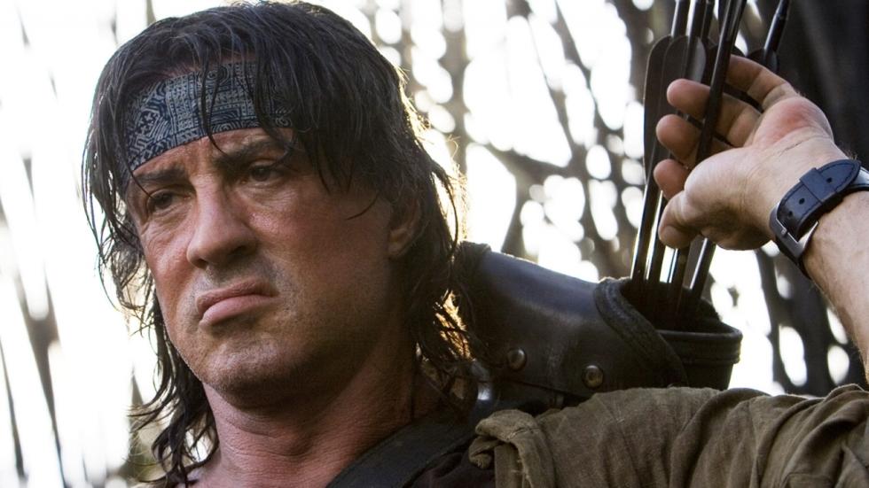 Sylvester Stallone werkt niet mee aan 'Rambo'-remake