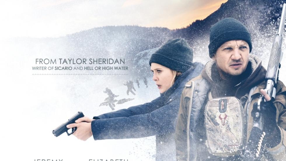 Spannende tweede trailer 'Wind River' met Jeremy Renner en Elizabeth Olsen