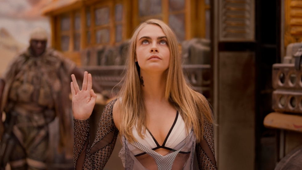 'Valerian and the City of a Thousand Planets' kan niet floppen