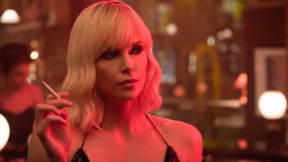Charlize Theron als nieuwe Bond?