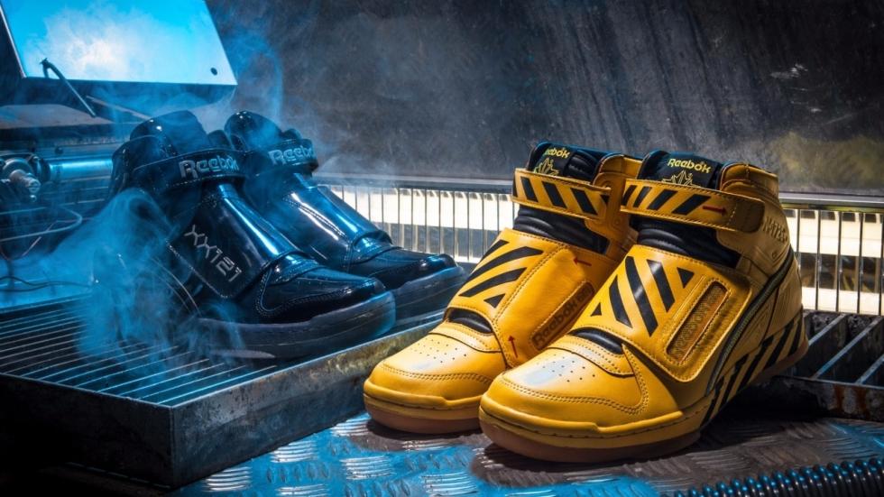 Koop nu je Reebok 'Alien Power Loader' en 'Xenomorph'-schoenen!