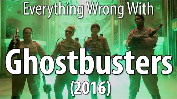 CinemaSins - Everything wrong with ghostbusters (2016)