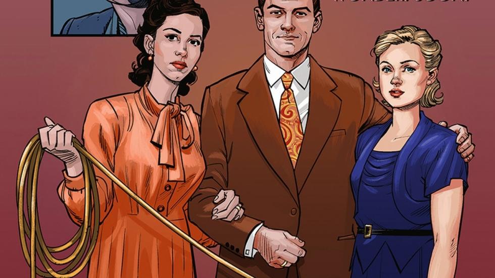 Wonder Woman en trio's met studentes in trailer 'Proferssor Marston & the Wonder Women'