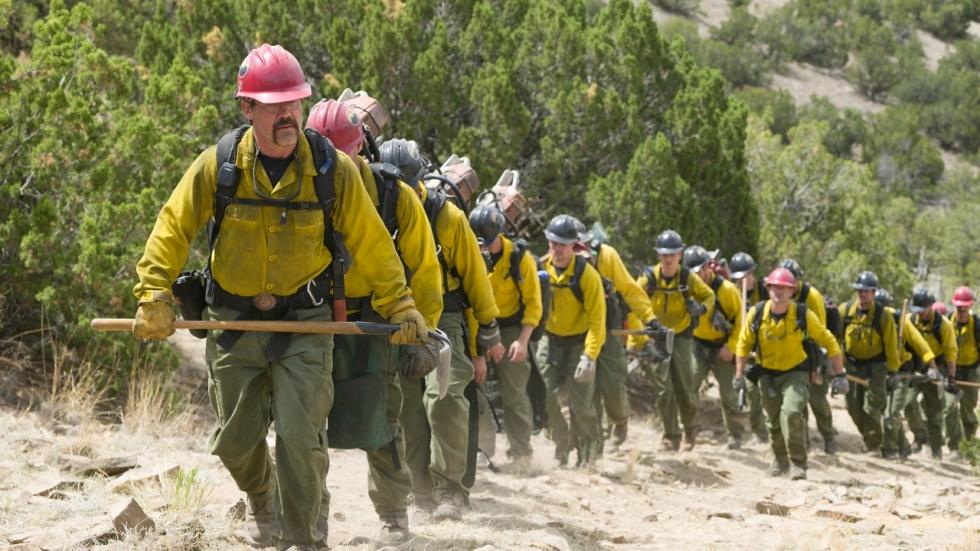 Enerverende trailer brandweerfilm 'Only the Brave'