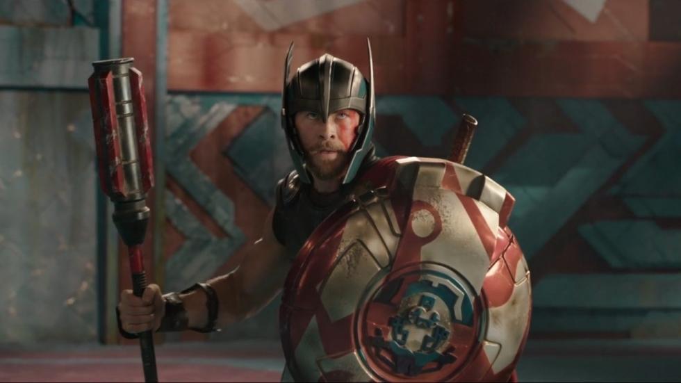 Posters 'Thor: Ragnarok' en 'Black Panther'