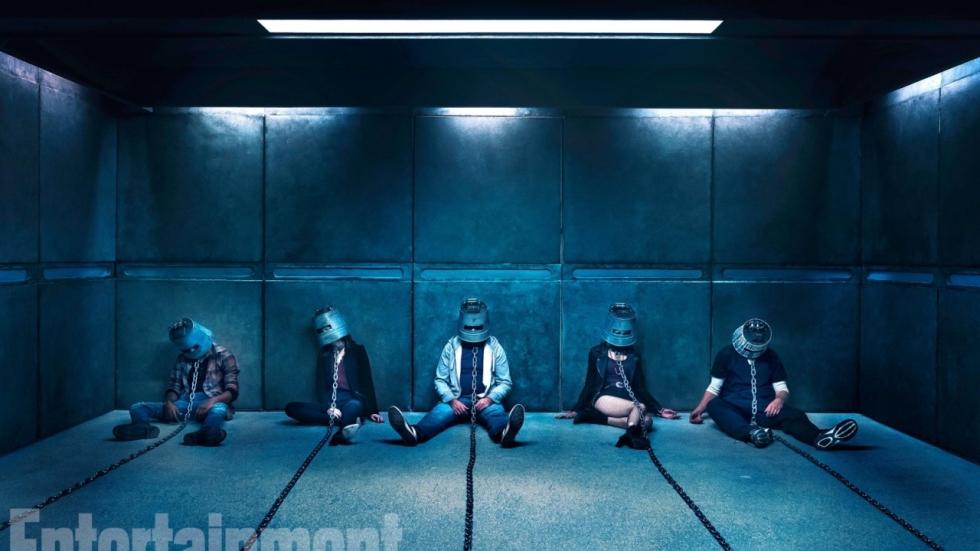 Bizarre nieuwe foto 'Saw'-vervolg 'Jigsaw'